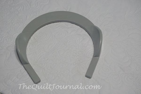 Free Motion Machine Quilting Tools - The Quilt Journal : machine quilting hoop - Adamdwight.com