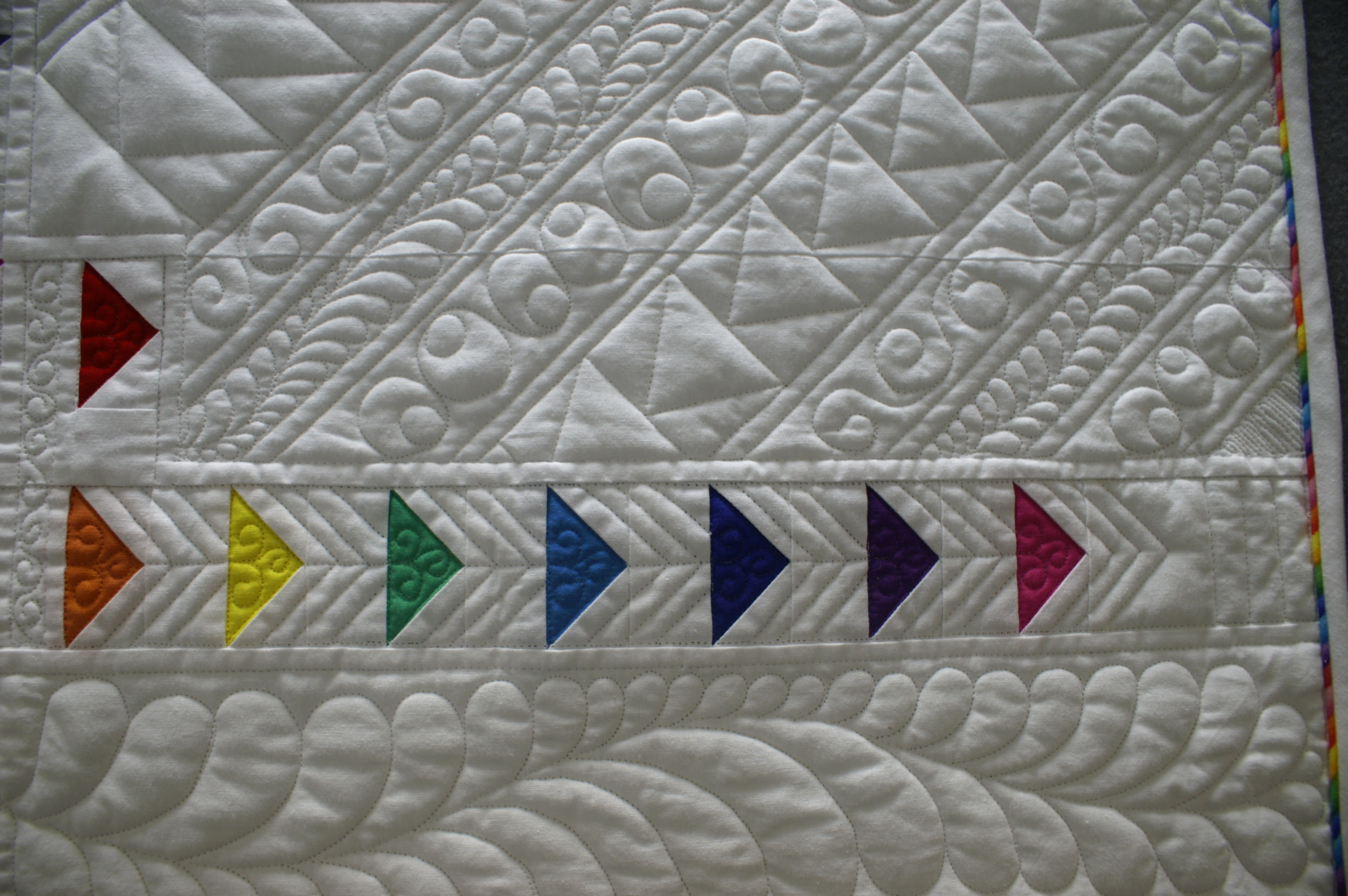 ruler work Archives - The Quilt Journal