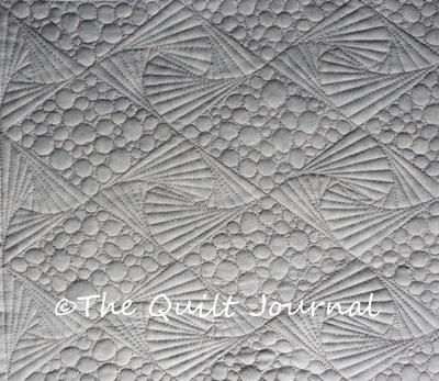 Free Motion Quilting Twisted Designs - The Quilt Journal : free motion quilt designs - Adamdwight.com