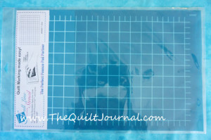 A picture of Full Line Grid Stencil