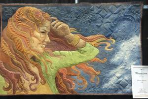 Windblown Maria Elkins
