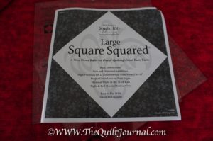 a picture ofDeb Tucker's Squared Squared ruler