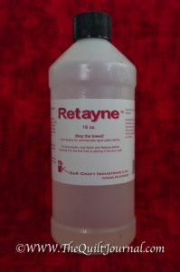 A picture of a bottle of Retayne