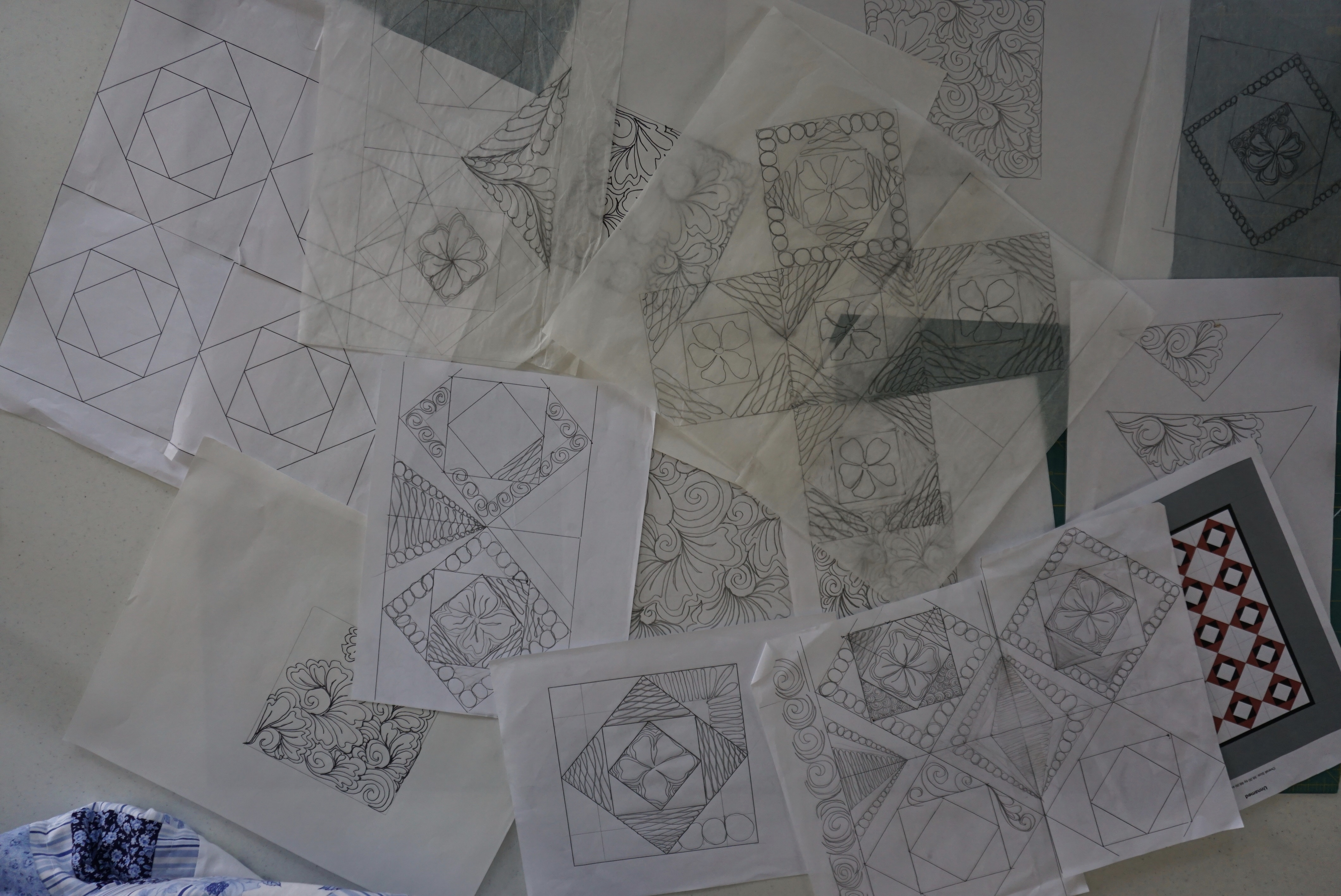 The Quilt Journal - Discovering free motion quilting One Stitch at a ...